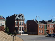 Old Houses, St Louis, Missouri, Places Ive Been, The Good Place, Cottage, History, Architecture, Amazing Places