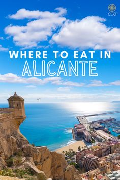 I wanted to list some of my favorite restaurants that I've found in Alicante, Spain, during my semester abroad with CEA Study Abroad! Although many days I shopped at the Mercadona or Corte Ingles for my groceries, sometimes I explored what Alicante's restaurants had to offer. Of course, there are the well-known tapas that Spain is notable for, but I also found other types of cuisine. Stuff To Do, Things I Want, Alicante Spain, Top Place, Best Places To Eat, Study Abroad, Tapas, Restaurants, Spanish