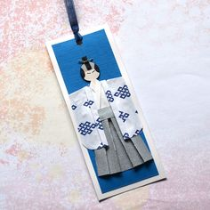 Japanese Samurai Paper Doll
