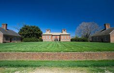 Stratford Hall; Ancestral Home of the Lee Family of Virginia