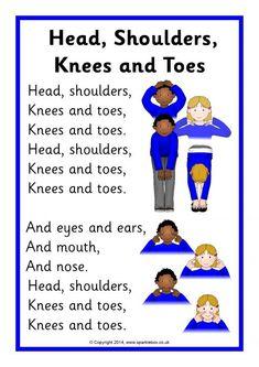 Preschool Poems, Nursery Rhymes Preschool, Kindergarten Songs, Rhyming Activities, Preschool Music, Kids Poems, Children Songs, Listening Activities, Playing Games