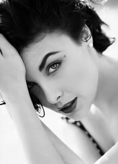 Sherilyn Fenn - should be on Martha's board but it is not showing up on my list on the phone yet. There now. And you can post to the board too!