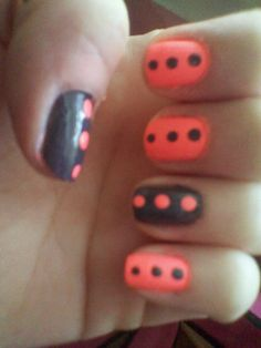 My nails of the week