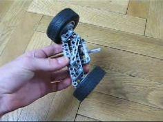 Lego Return-to-center Steering System - YouTube
