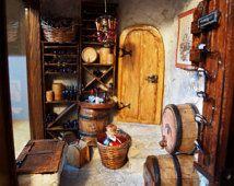 Miniatur-Weinkeller, Sonderanfertigung