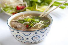 Vietnamese Pho Soup Recipe