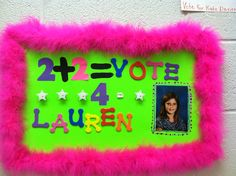 Amazing Student Council Posters - Bing Images