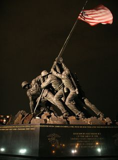 Marine Corps Monument, Washington DC