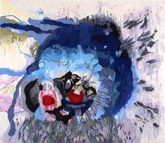 Caroline Achaintre: C-Bomb, 2004