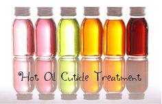Hot Oil Cuticle Treatment – Chelsea Crockett