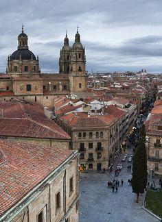 Salamanca, Spain (by David Gimeno Redondo)