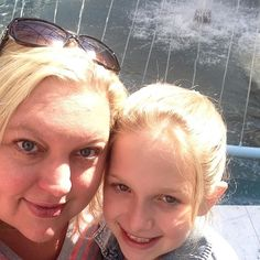 """@Sue Singer Lipsey's photo: """"My mommy deserves a day at the Spa because she takes good care if me and drives me all the places I need to go! @Omni Hotels & Resorts #selfiewithmom love Peyton I'm only 10 and not allowed a Instagram account so I used her!"""""""