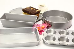 Silver Tops, Ice Cube Trays, Muffin, Easy Meals, Ice Makers, Cupcakes, Muffins