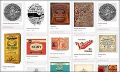 40+ Interesting Pinterest Boards for Designers