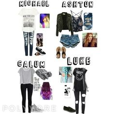Outfit Ideas his favourite outfit on you i wouldnt wear ashtons but Outfit Ideas. Here is Outfit Ideas for you. Outfit Ideas costume mike ro wave and lol image outfits. 5sos Inspired Outfits, 5sos Outfits, Fandom Outfits, Mode Outfits, Girl Outfits, Fashion Outfits, 5sos Concert Outfit, 5sos Preferences, 1d And 5sos