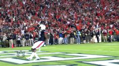 Auburn's Ricardo Louis Hauls in the Game-Winning Catch The Miracle at Jordan Hare! War Eagle!