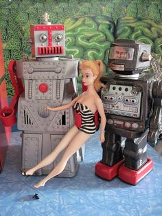 Some of the greatest vintage toys and games you'll run across.