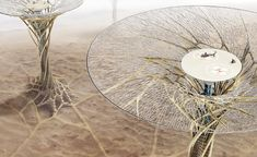 Sand Babel: Solar-Powered Twisting Skyscrapers 3D-Printed with...