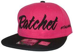 Ratchet flat bill hat. LOVE In Love!!