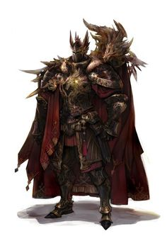 Post with 2783 votes and 163373 views. Tagged with dark souls, fantasy, dnd, hitting your kids with jumper cables; Shared by KeikiBrat. Fantasy Armor, Medieval Fantasy, Dark Fantasy, Character Concept, Character Art, Knight Armor, Evil Knight, Dragon Knight, Armadura Medieval