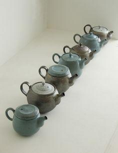 Teapots Takada Shiho