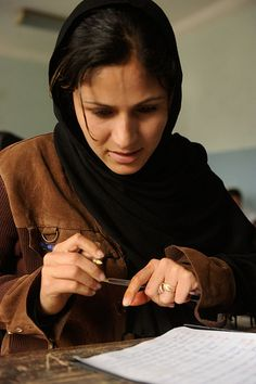 Womanity Foundation advancing girls' education . Afghanistan