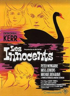 The Innocents (Jack Clayton, 1961) French design