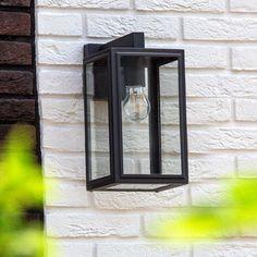 KS Verlichting Soho - Populaire moderne strak klassieke buitenverlichting - RVS