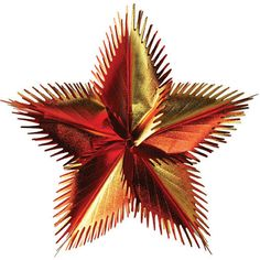 Decorate birthday and holiday celebrations with our Leaf Starburst! Each starburst features silver, green, yellow, and red sections with a fringe edge. Measures Includes 1 starburst per package. Holiday Crafts, Christmas Diy, Christmas Decorations, Hanging Decorations, Special Day, Special Gifts, Decorative Leaves, Red Leaves, Decoration Piece