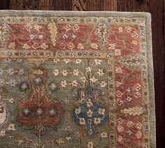 Pottery Barn Tree Of Life Rug The Anchor Of My Living
