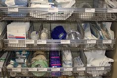 Central Supply Storage for Sterile Supplies | Systems & Space