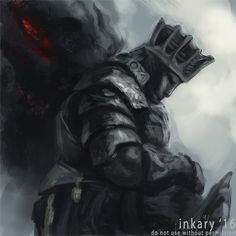 Iudex Gundyr by Inkary