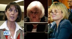 Women diplomats share secrets:  Barbara Bodine (left), Maura Connelly (center) and Wendy Chamberlain are pictured in this composite image. | Getty