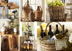 rustic weddings | rustic pottery barn inspired wedding, la fleur wedding