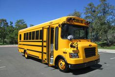 Electric School Bus Announced