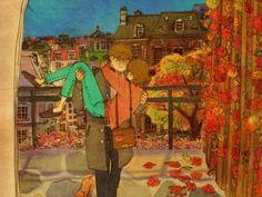 가을 산책(An Autumn Stroll)