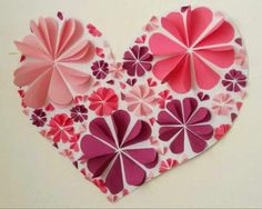 Valentine Crafts, Valentines, Diy And Crafts, Crafts For Kids, Quilling, Making Ideas, Paper Art, Card Making, Create
