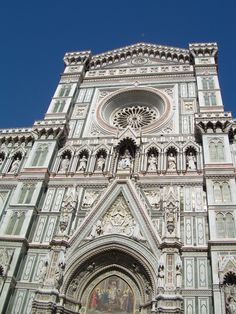 Wonderful architecture in Italian cathedrals!