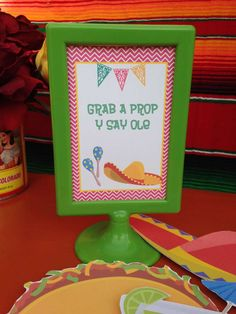 Fiesta Party Ideas | Photo 2 of 14 | Catch My Party