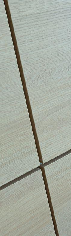 Cloisons amovibles à joints creux (fixation des panneaux en applique)