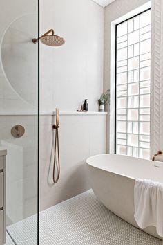 Home Interior Simple .Home Interior Simple Delta Light, Bathroom Inspo, Bathroom Inspiration, Modern Bathroom, Bathroom Ideas, Master Bathrooms, Dream Bathrooms, Kmart Bathroom, Nature Bathroom