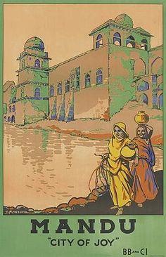 Mandu • City of Joy ~ Dorothy Newsome