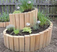 Beautiful diy raised garden beds ideas 37