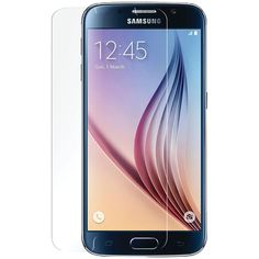 Samsung Galaxy S 6 Skins Screen Protector, Clear
