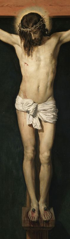 Diego Velazquez, Christ Crucified