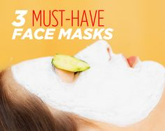 3 Incredible Face Masks With Super Powers