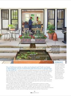 """The Space Between"" from Midwest Living, March/April 2019. Read it on the Texture app-unlimited access to 200+ top magazines."