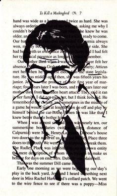 """""""Atticus Finch"""" • Ian-John Coughlan"""