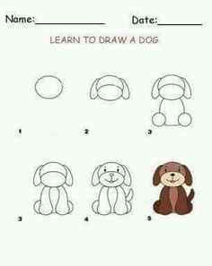 Dibujos paso a paso