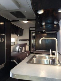 Silver Avion RV Renovation